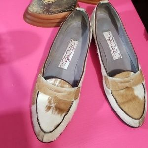 Shoes - Glacée Made in Spain Cowhide Shoes Size 8 1/2